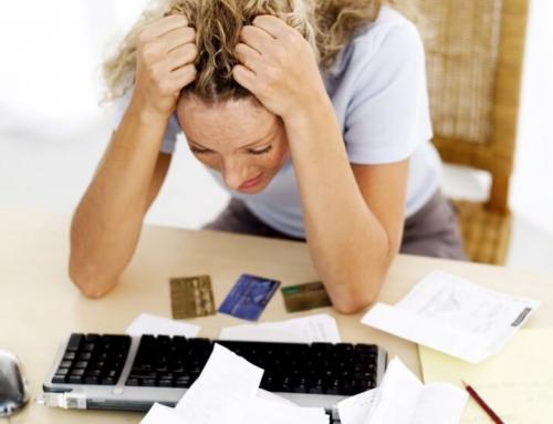 Kako premagati finančni stres?