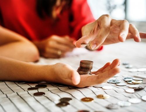 Naj vam varčevanje postane rutina