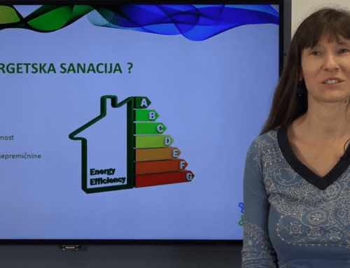 Energetsko varčna gradnja ali prenova enostanovanjske hiše