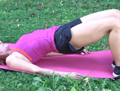 7 vaj za stabilizacijo telesa