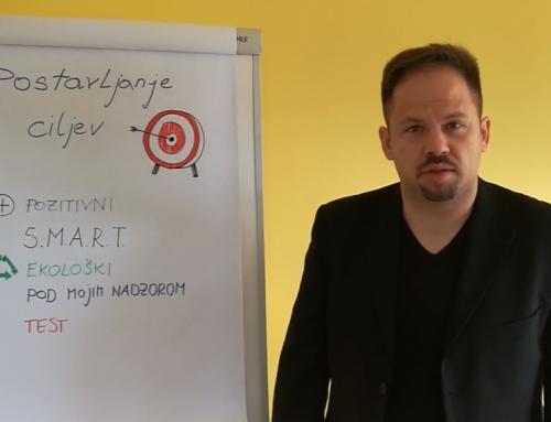 Tehnika SMART in NLP načela pri oblikovanju ciljev