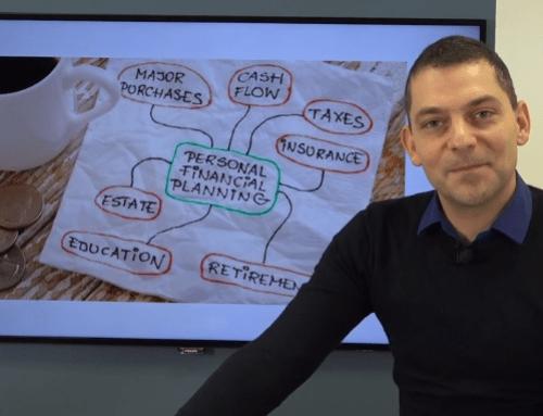 Načrtovanje in doseganje finančnih ciljev