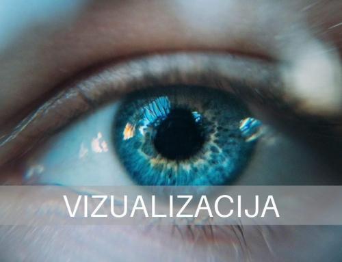 Zakaj in kako vizualizirati?