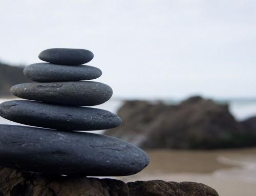 Stopimo v ravnovesje