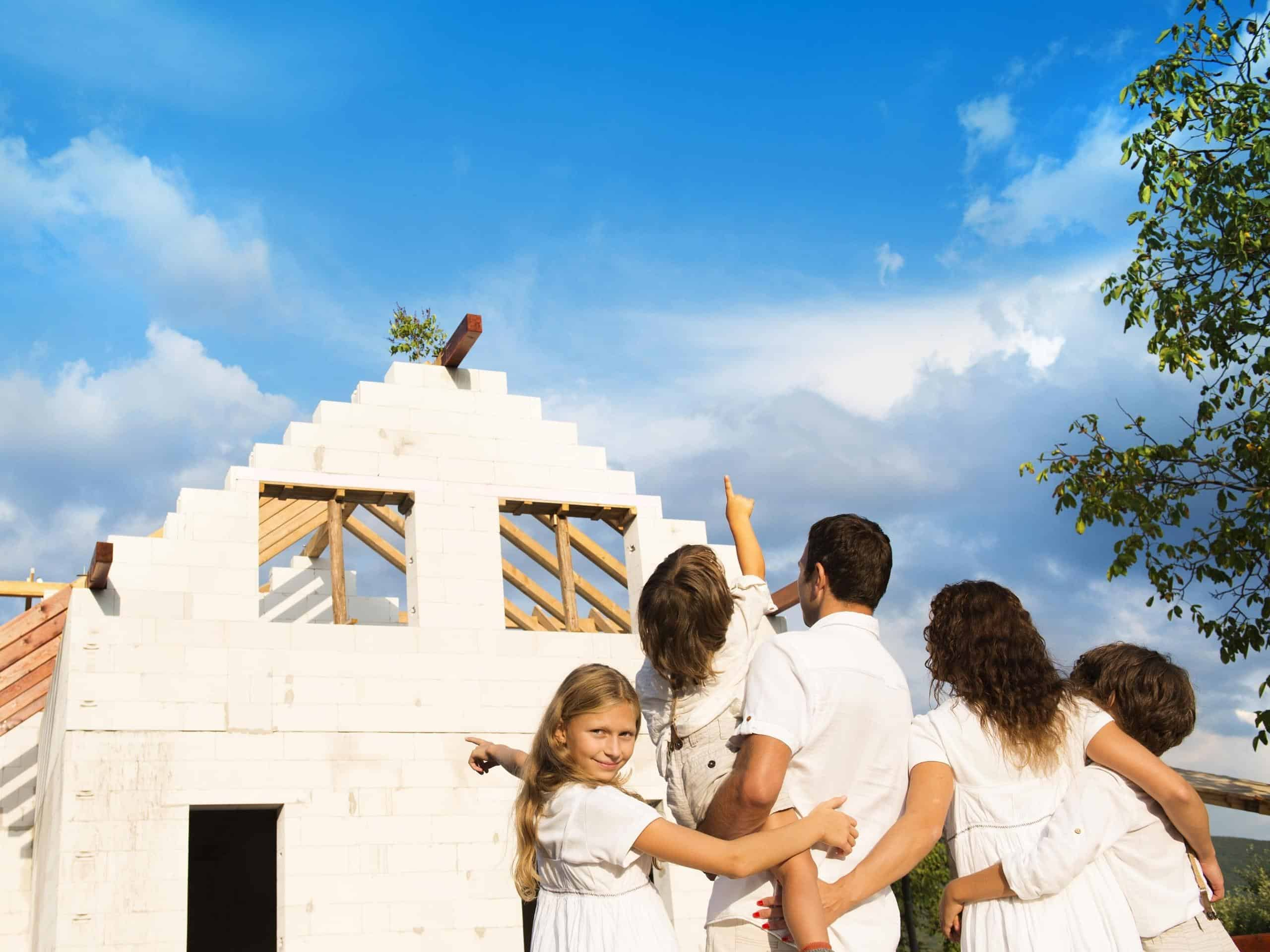 Svetovanje za novogradnjo in obnovo