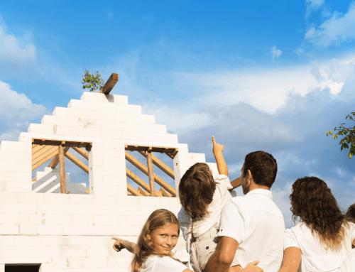 Gradnja družinske hiše
