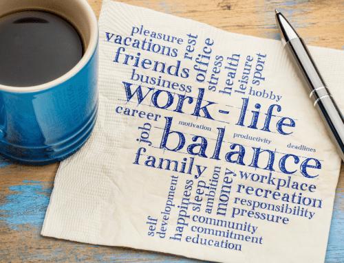 Kako živeti čim bolj uravnoteženo življenje?