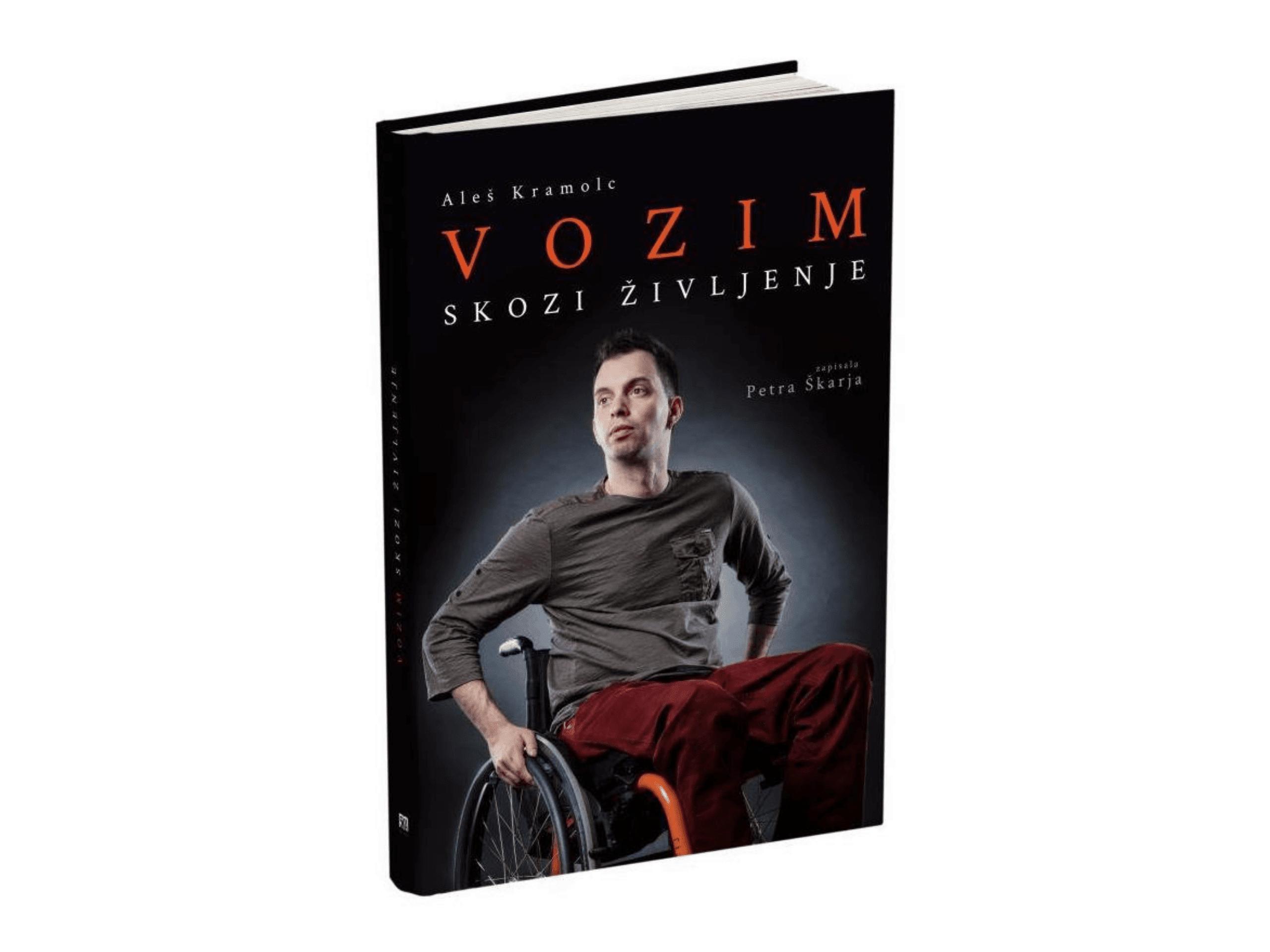 knjiga_VOZIM skozi življenje