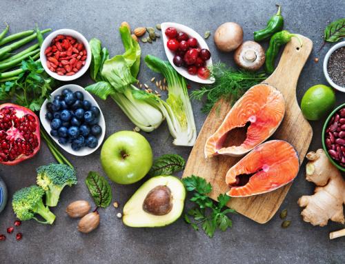 Trajnostni način prehranjevanja za vitalnost