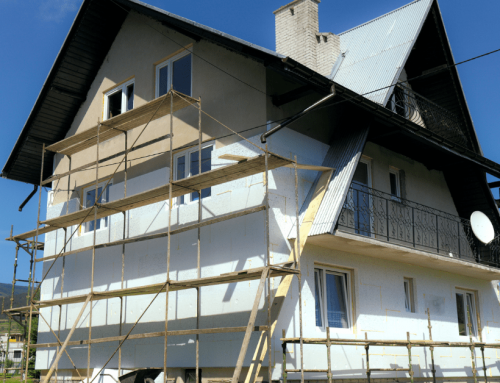 Argumenti za toplotno izolacijo družinske hiše ali bloka
